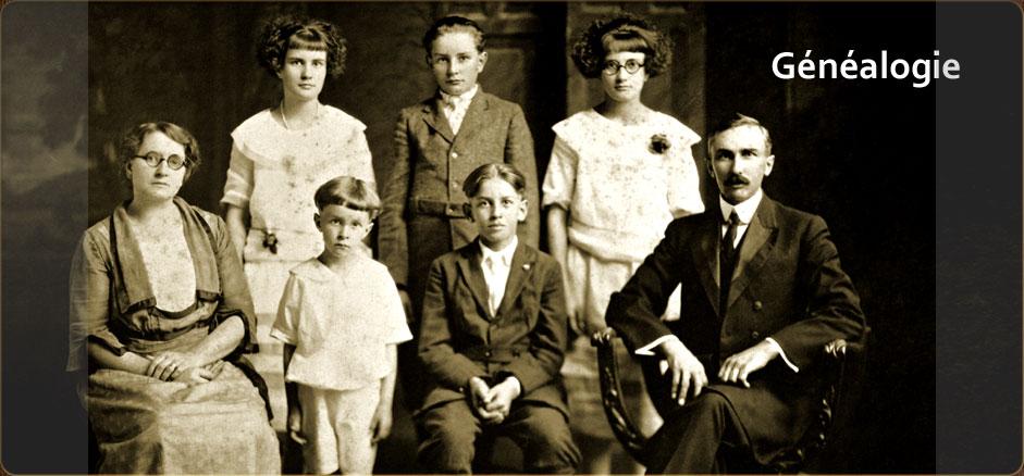 Recherche d'ancêtres